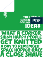 The Little Green Book of Fundraising Ideas