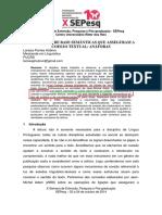 HUBNER, L.P. - As Ligações de Base Semânticas Que Asseguram a Coesão Textual