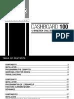 Bell Dashboard 100 Manual