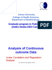 Linear Regression and Correlation_ABH