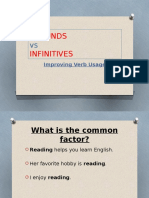 Gerunds _ Infinitives