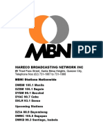 MBN Mareco Broadcasting Network, Inc.