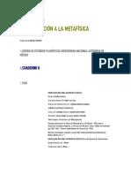 63071787 HENRY BERGSON Introduccion a La Metafisica