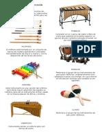 Instrumentos Musicales (Definicion e Imagen)