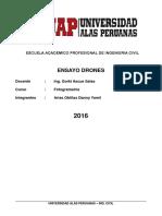Ensayo Drones - Arias Oblitas Danny