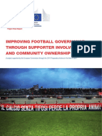 Improving Football Governance Report GB