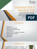 Oleoductos y Poliductos