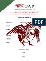Trabajo Academico Comercio Internacional y Aduanero