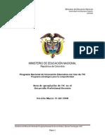 rutaapropiacindeticeneldesarrolloprofesionaldocenteparaeducacinsuperiormen-110616200341-phpapp02