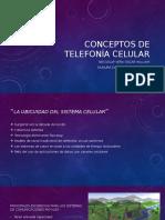 Conceptos de Telefonía Celular