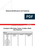 Oracle OTM IV