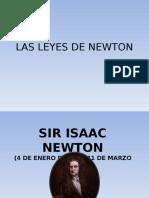 LEYES DE NEWTONniño1004.ppt