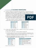 Lição 12 - 2ª Declinação (Algumas Observações)