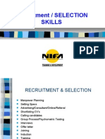 Recruitment-Selection Interviewing Skills