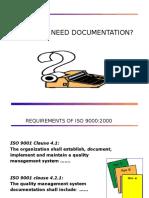 Documentation Iso 9001