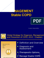 Stable COPD