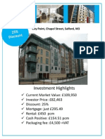 City Point, Salford - Investment Brochure