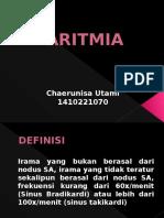 aritmia - chaerunisa utami