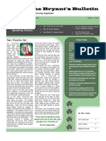 Bryant Bulletin May 10