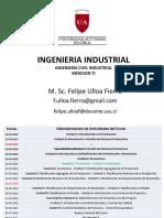 Inventarios Ingeniería Industrial