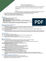 hector diaz resume  management