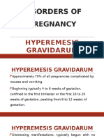 2. Disorders of Pregnancy - Hyperemesis Gravidarum.pptx