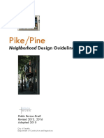 Pike/Pine Design Guidelines