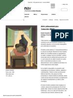 Exposición - Arte Latinoamericano - Colección MNAV