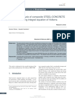 Numerical analysis of composite STEEL-CONCRETE.pdf