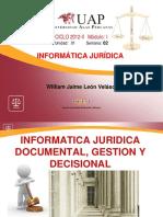 Semana 2. Informatica Juridica