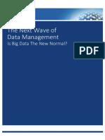 Talend NextWave DataManagement