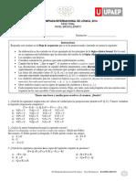 2014 Examen Bachillerato Final
