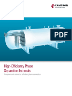 Spt High Efficiency Phase Separation Internals Brochure