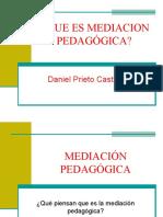 Que Es Mediacion Pedagógica