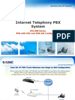 FAQ-Case36 IPX-300 Series IP PBX With GSM_FXO Gateway Configuration