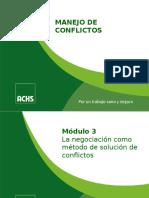 Manejo de Conflictos m3 Final