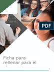 Ficha Para Rellenar Para El Alumno