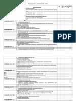 Akreditasi Rumah Sakit 2012 - Checklist Dokumen MPO