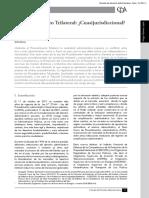 El procedimiento trilateral; ¿cuasijurisdiccional¿ - Hugo Gómez Apac.pdf