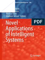 Novel Applications of Artificial Intelligence