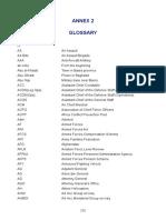 Annex 2- Glossary