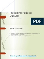 2 Philippine Political Culture