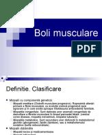 12. Boli Musculare