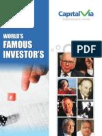 World's Famous Investors
