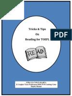 Tips Tricks on Reading 2014