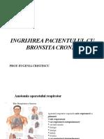 Ingr. Bronsita Cronica