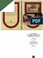 Collier, David El Nuevo Autoritarismo en America Latina