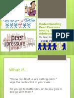 Understanding Peer Pressure Among Young Adolescents
