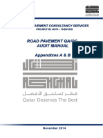 Road Pavement QA-QC Audit Manual_Appendixes a & B