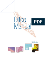 Difco Manual